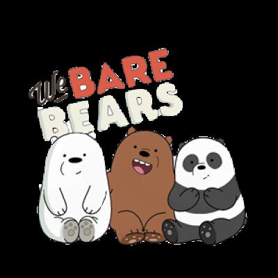 1W>We Bare Bear三只熊