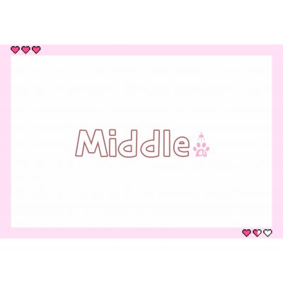 3-Medium Size 28-39cm (M)
