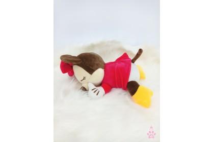 Sleeply Disney (Stretch Cotton)SoftToys/PlushToys/KidsToys 7inch 21cm 太空棉睡姿迪士尼系列娃娃玩具公仔 7寸