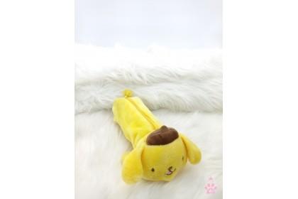 Cartoon PencilBox SoftToys/PlushToys/KidsToys 7inch 21cm 卡通铅笔收纳笔盒娃娃玩具公仔 7寸