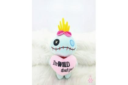 Scrump Stitch Friend SoftToys/PlushToys/KidsToys 7inch 21cm 史迪奇朋友小金娃娃玩具公仔 7寸