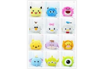 Disney Small Pillow SoftToys/PlushToys/KidsToys 25-35cm 迪士尼汽车枕头娃娃玩具公仔25厘米-35厘米