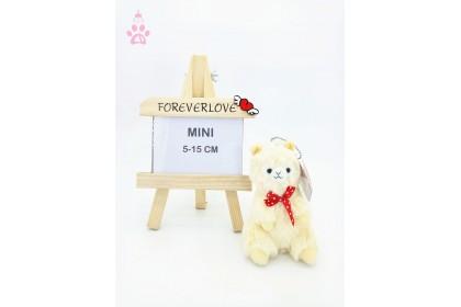 Colour Alpaca  MiniSoftToys/PlushToys/KidsToys/Key Chain 5-15cm  羊驼草泥马迷你娃娃玩具公仔5厘米-15厘米
