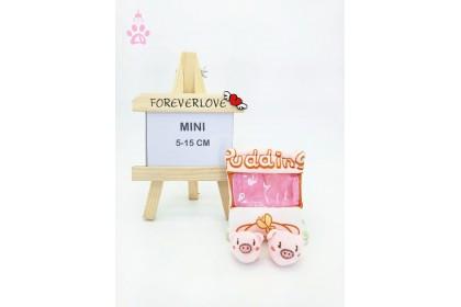 Snack Pudding  MiniSoftToys/PlushToys/KidsToys/Key Chain 5-15cm  零食布丁迷你娃娃玩具公仔5厘米-15厘米