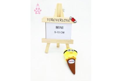 Winnie/Cinnamoroll/Minion Ice Cream MiniSoftToys/PlushToys/KidsToys/Key Chain 5-15cm  迪士尼冰淇淋/熊本熊/小黄人迷你娃娃玩具公仔钥匙圈5厘米-15厘米