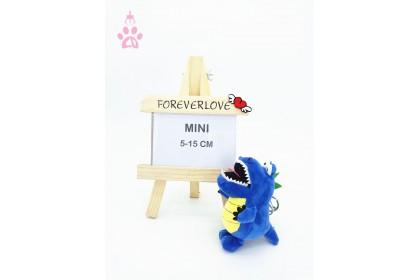 Cute Crocodile MiniSoftToys/PlushToys/KidsToys/Key Chain 5-15cm  大眼鳄鱼迷你娃娃玩具公仔钥匙圈5厘米-15厘米