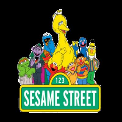 1S>Sesame Street芝麻街